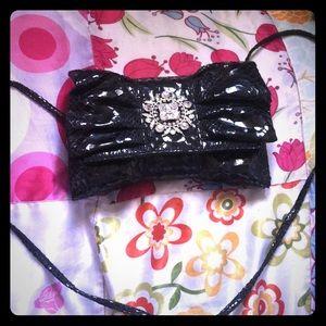 Basically new cross body/clutch purse